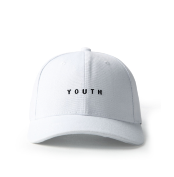 Youth Embroidered Baseball Cap