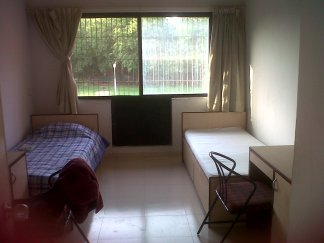 My hostel room at MICA, Ahmedabad | Chai High is an Indian Fashion Blog started by Shivani Krishan