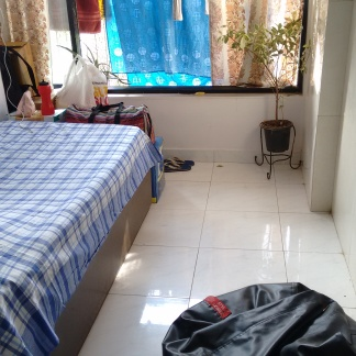 My clinically clean room in my new house | Chai High is an Indian Fashion Blog started by Shivani Krishan