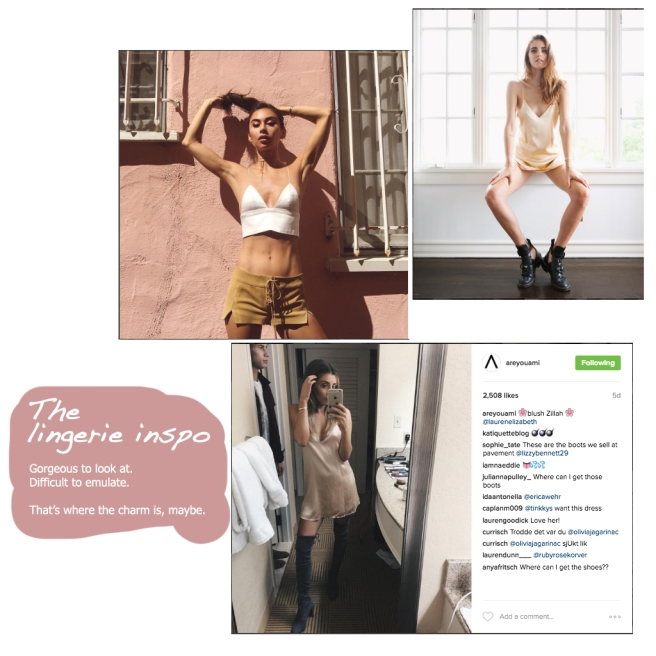 Fashion bloggers across the world are in love with the lingerie trend | Chai High is an Indian Fashion Blog started by Shivani Krishan