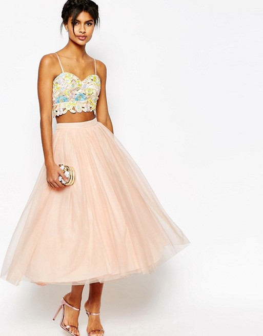 Asos Tulle Skirt | Chai High is an Indian Fashion Blog started by Shivani Krishan
