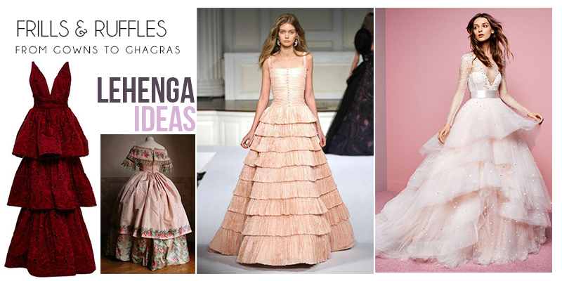 2017 Trends | Inspiration for Fashion Designers | Fashion Design Ideas | Fashion Week Inspo | Pinterest Fashion Ideas | Design your dream saree and lehenga | Chai High is an Indian Fashion Blog started by Shivani Krishan | Bridal Trends | Wedding Fashion Ideas