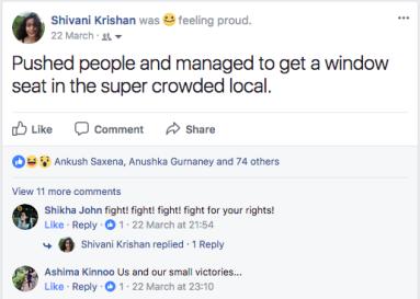 Mumbai Local train stories | Chai High is a blog by Shivani Krishan